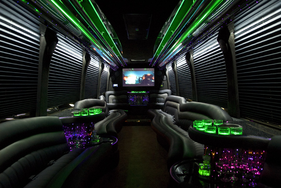 Houston Party Buses, Party Bus Rental Houston, Party Bus Houston